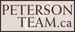 Peterson Team | Mississauga Oakville Burlington Etobicoke Real Estate Blog
