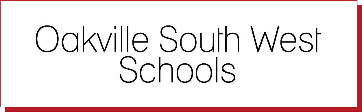 Oakville South West Schools