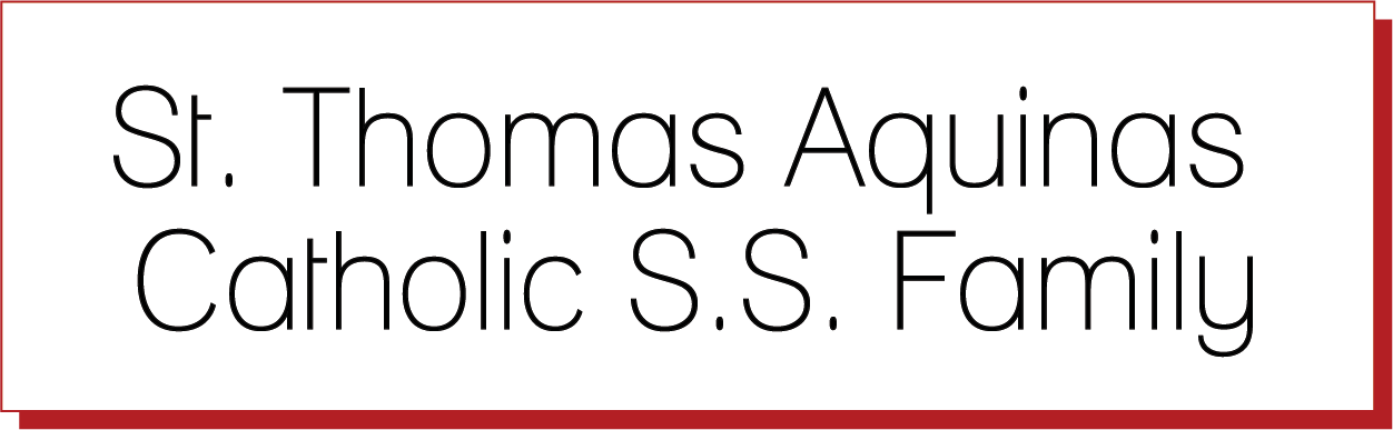 Search St. Thomas Aquinas Catholic S.S. Family of Schools
