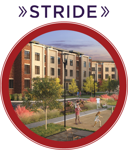 Stride Condos and Towns • Port Credit